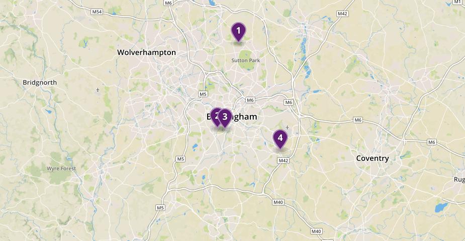 Hospital Locations